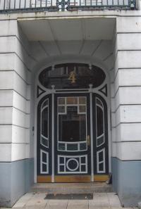 Former home of Gaertner family in Hamburg