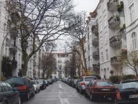 Former home of Gaertner family in Hamburg was on this street