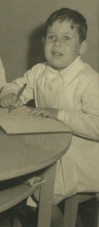 Gerardo Strejilevich, Nora Strejilevich's brother (1954)