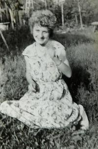 Antonie Kašparová  (Šimková)