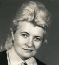 Antonie Kašparová