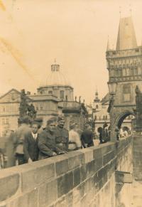 Father in czechoslovak army brigade