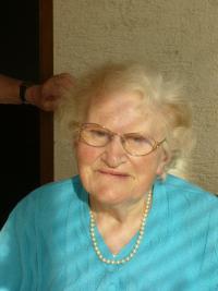 Friederike Frank, geb. Urbassek