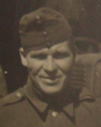 Vojtěch Cimbolinec, 1945