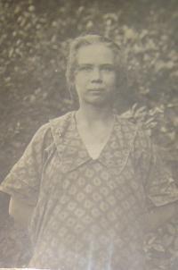 Probably mother of Vojtěch Cimbolinec
