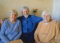 sourozenci Marie, Jaroslav, Zdeňka