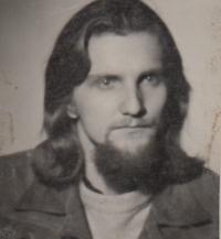 Syn Jaroslav cca 1975