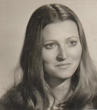 dcera Jaroslava Hrubeše