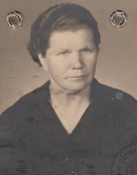 maminka Jaroslava Hrubeše