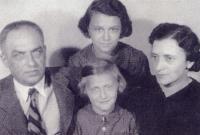 Rosenzweig family, 1939