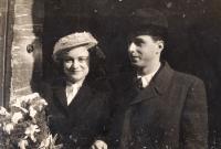 Wedding, Prague 1947
