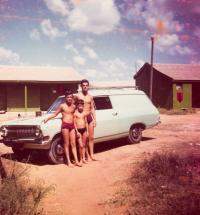First car, 1966