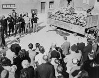Buchenwald after liberation