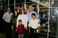 Naftali and his family