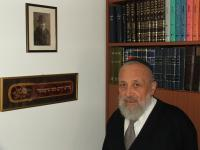 Sinai Adler in March 2008