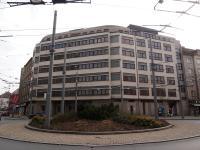 Former residence of Regional Committee of Communist Party of Czechoslovakia in Pilsen
