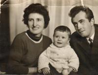 Family photo, 1967