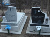 Maria's mother and brother of graves