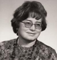 Věra Šmídová, mother of Věra Tydlitátová