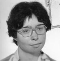 Věra Tydlitátová, 1976