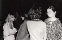 Vernissage, Sedlec u Kutné hory, 1982