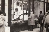 Informations of Občanské fórum