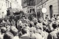 Prague, 1969