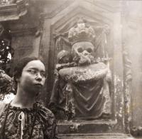 Věra Tydlitátová, Kutná Hora, 1982