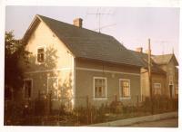 House of grandmother Franke