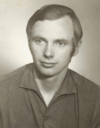 Petr Sobíšek in an archive picture