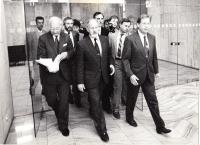 1991 - The Bureau of the Federal Assembly