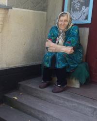 Olha Antonovna Nesvizha, 12.8.2016