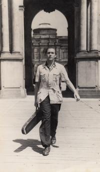 Dresden, 1944