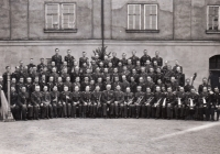 The military wind orchestra; 1948