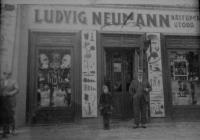 Shop belonging to Ehrenfelds in Rožňava