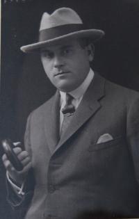 Mr. Ehrenfelds father