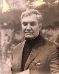 Father, Václav Irmanov 1919-1995
