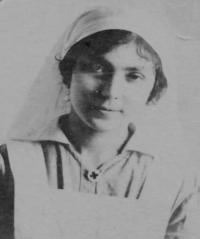 grandmother Sofia
