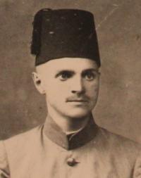 grandfather Nikolai Sergeyevich Irmanov