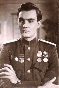 Father Vaclav Irmanov in the film, Do not understand