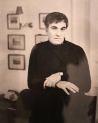 Father Vaclav Irmanov - 60 years - in 1979