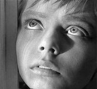 Kateřina Irmanová in 1960 in the film, Holubice