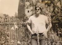 Young Jiří Fajmon