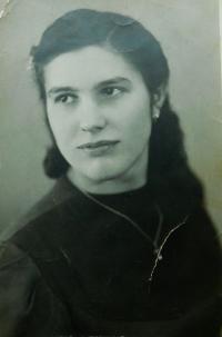 Anna Ringová (Lišková) - 1947