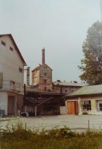 Gala Hukovice where Anna Lišková worked