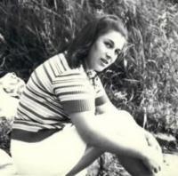 Daniela in her youth