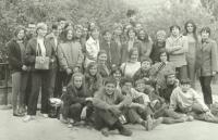 Class photo, cc. 1970