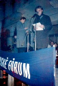 1989 Wanek - speaker of OF