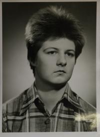 School photo of Lev Havlíček