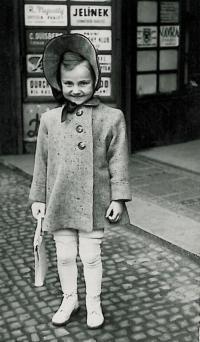 Small Eva Dědková
